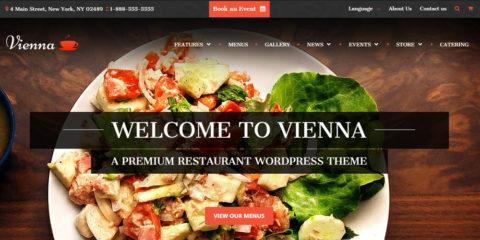 WEBOVÁ STRÁNKA pre Reštauráciu - Bar - Kaviareň - Gastronómia
