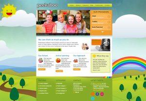 web a servis Detske atrakcie a zabava