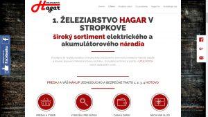 www.ZELEZIARSTVO.HAGAR.sk