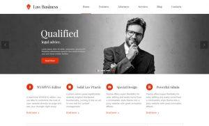 Webové stránky pre Právo