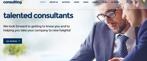 Webové stránky pre Reklamné agentúry