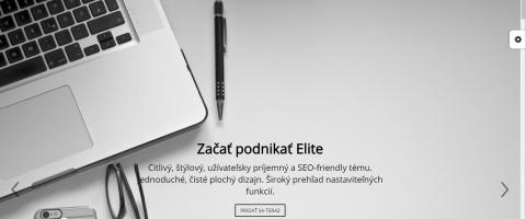 Webstránky pre Marketingové služby